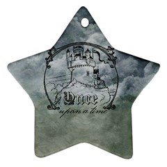 Once Upon A Time Star Ornament