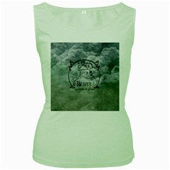 Once Upon A Time Women s Tank Top (green)