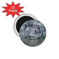 Once Upon A Time 1.75  Button Magnet (10 pack)