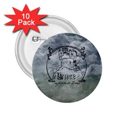 Once Upon A Time 2.25  Button (10 pack)