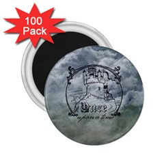 Once Upon A Time 2.25  Button Magnet (100 pack)