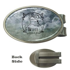 Once Upon A Time Money Clip (oval)