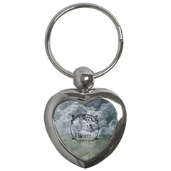 Once Upon A Time Key Chain (Heart)
