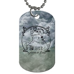 Once Upon A Time Dog Tag (One Sided)