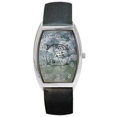 Once Upon A Time Tonneau Leather Watch