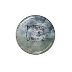 Once Upon A Time Golf Ball Marker 4 Pack (for Hat Clip)
