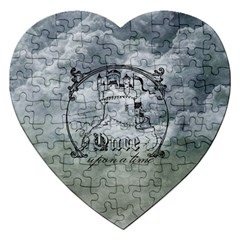 Once Upon A Time Jigsaw Puzzle (Heart)