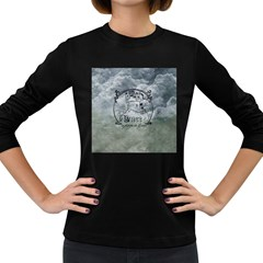 Once Upon A Time Women s Long Sleeve T-shirt (Dark Colored)