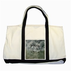 Once Upon A Time Two Toned Tote Bag