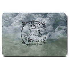 Once Upon A Time Large Door Mat