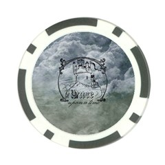 Once Upon A Time Poker Chip