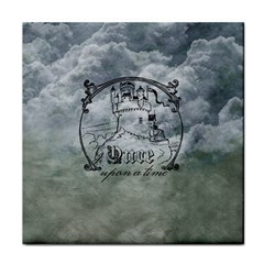 Once Upon A Time Face Towel