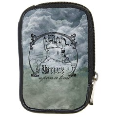 Once Upon A Time Compact Camera Leather Case