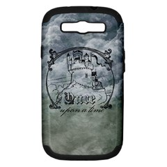 Once Upon A Time Samsung Galaxy S Iii Hardshell Case (pc+silicone)