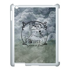Once Upon A Time Apple iPad 3/4 Case (White)