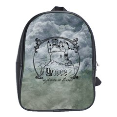 Once Upon A Time School Bag (xl)
