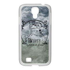 Once Upon A Time Samsung GALAXY S4 I9500/ I9505 Case (White)