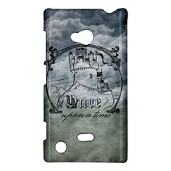 Once Upon A Time Nokia Lumia 720 Hardshell Case