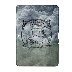 Once Upon A Time Samsung Galaxy Tab 2 (10 1 ) P5100 Hardshell Case