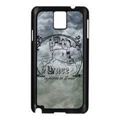 Once Upon A Time Samsung Galaxy Note 3 N9005 Case (black)