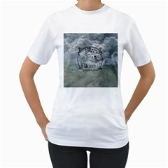 Once Upon A Time Women s T-Shirt (White)