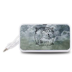 Once Upon A Time Portable Speaker (White)