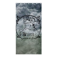 Once Upon a Time Shower Curtain 36  x 72  (Stall)
