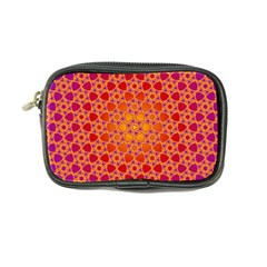 Radial Flower Coin Purse