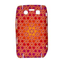 Radial Flower BlackBerry Bold 9700 Hardshell Case