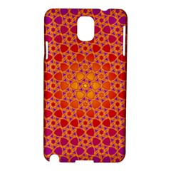 Radial Flower Samsung Galaxy Note 3 N9005 Hardshell Case