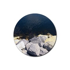 Atlantic Ocean Drink Coaster (Round)