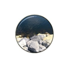 Atlantic Ocean Golf Ball Marker 4 Pack (for Hat Clip)