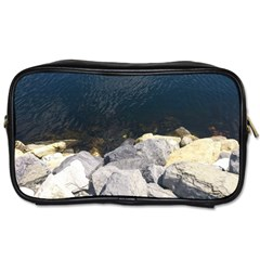 Atlantic Ocean Travel Toiletry Bag (Two Sides)