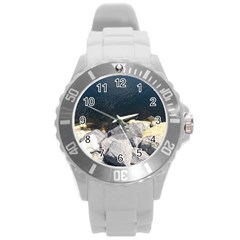 Atlantic Ocean Plastic Sport Watch (Large)