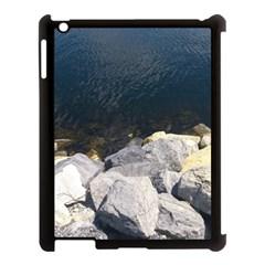 Atlantic Ocean Apple iPad 3/4 Case (Black)