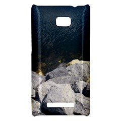 Atlantic Ocean HTC 8X Hardshell Case