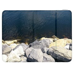 Atlantic Ocean Samsung Galaxy Tab 7  P1000 Flip Case
