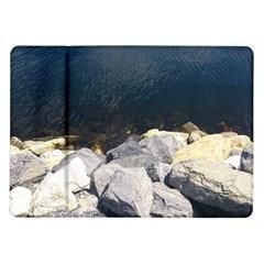 Atlantic Ocean Samsung Galaxy Tab 10 1  P7500 Flip Case