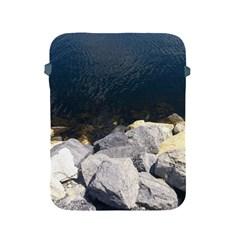 Atlantic Ocean Apple iPad Protective Sleeve