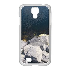 Atlantic Ocean Samsung Galaxy S4 I9500/ I9505 Case (white)