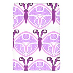 Whimsical Awareness Butterfly Removable Flap Cover (Large)