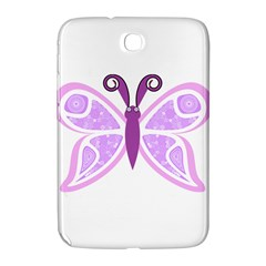 Whimsical Awareness Butterfly Samsung Galaxy Note 8.0 N5100 Hardshell Case