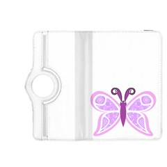 Whimsical Awareness Butterfly Kindle Fire HDX 8.9  Flip 360 Case