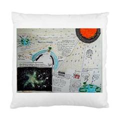 Neutrino Gravity, Cushion Case (Single Sided)