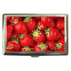 Strawberries Cigarette Money Case