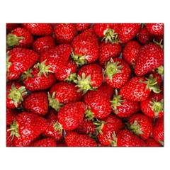 Strawberries Jigsaw Puzzle (Rectangle)