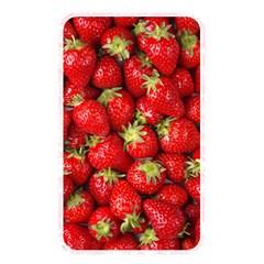 Strawberries Memory Card Reader (rectangular)