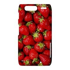 Strawberries Motorola Droid Razr XT912 Hardshell Case