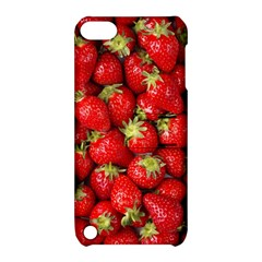 Strawberries Apple Ipod Touch 5 Hardshell Case With Stand