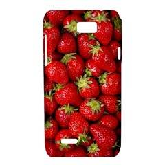 Strawberries Motorola XT788 Hardshell Case